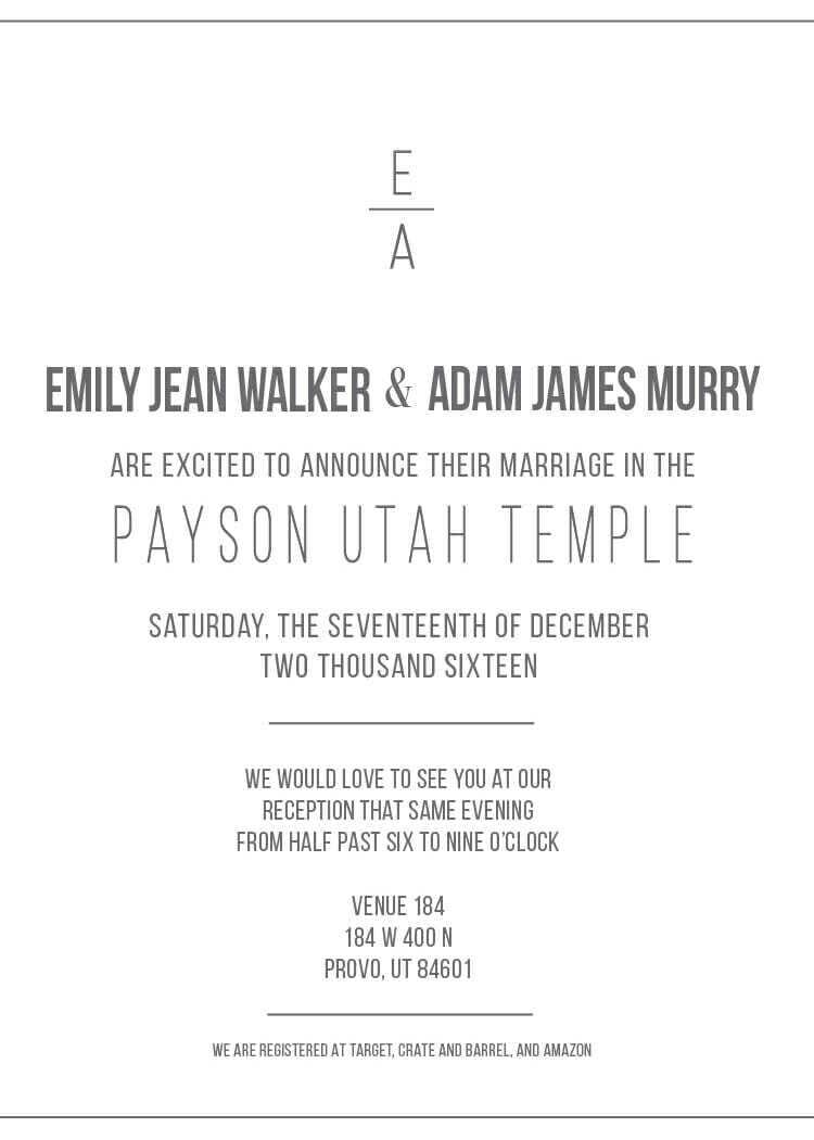 Home Main - MCC Wedding Invitations: We Design and Print Beautiful ...
