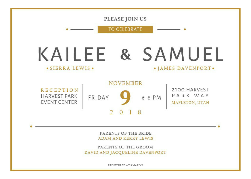 663bb1b4295c Current page1  Page 2  Page 3  Page 4. Wedding Invitations ...